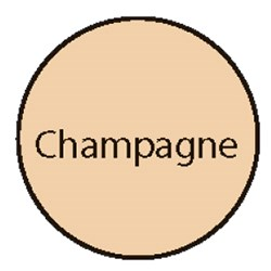 KELLEY Patio Tones Champagne 1 GAL