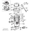 Perflex D.E. - EC50A and EC50AC Replacement Parts
