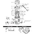 Perflex D.E. - EC65, EC65A, EC75 and EC75A Replacement Parts