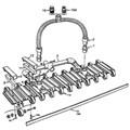 Super Pro Vac Vacuum Head Model 241