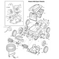 Polaris 9400 Sport Robotic Replacement Parts