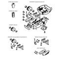 Pool Vac and Navigator - Parts Kits