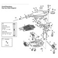 Vinyl/Fiberglass, Ray-Vac Replacement Head Parts