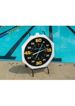 200303-PACE CLOCK-31 IN.  ELECTRIC W/STAND