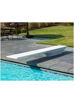 7020973821-S.R.Smith 70-209-73821 8' Flyte Deck II With Jig - Silver Gray