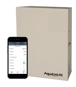 RS26-Zodiac RS2-6 6 Auxiliary Dual Equipment Pool and Spa System Replacement for Zodiac Jandy Aqualink RS Control