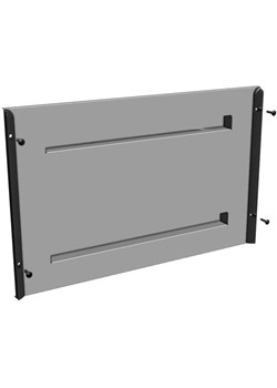 FDXLFAD1250A-Hayward FDXLFAD1250A Grey Asme Front Door Assembly Replacement for Hayward H250FD Universal H-Series Low Nox Pool Heater