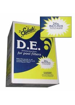 DE24B- Diatomaceous Earth - 24lb. Box DEB-24