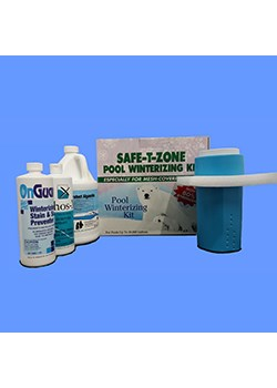 ELWSZK30-SAFETY ZONE KIT GAL 2/CS UP TO 30K GAL