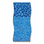 Boulder Tile Beaded 48in Ovals - Stock Pattern