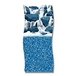 Waterfall Tile Overlap Liner - Special Order