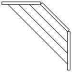 Aqua Steel, Steel Grecian Steps