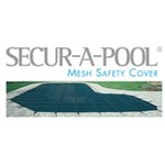 Secur-A-Pool Mesh Safety Covers