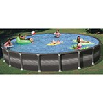Serenade Steel Pools 52""