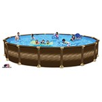 Verano Steel Pools 54""